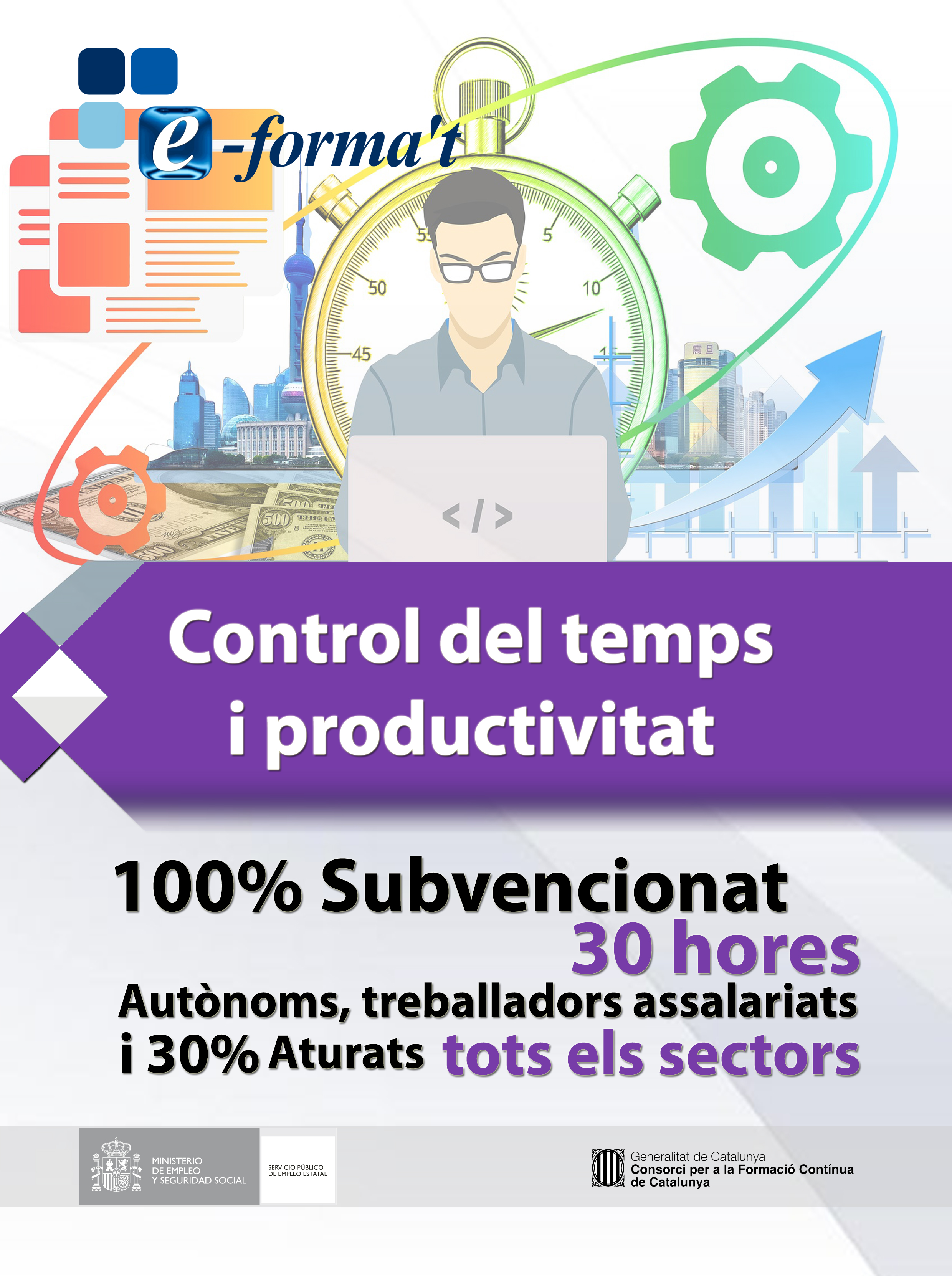 control del temps i productivitat